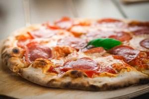 Ipari pizzasütő